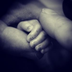 Geboorte en wegfladderen Esmee - 95